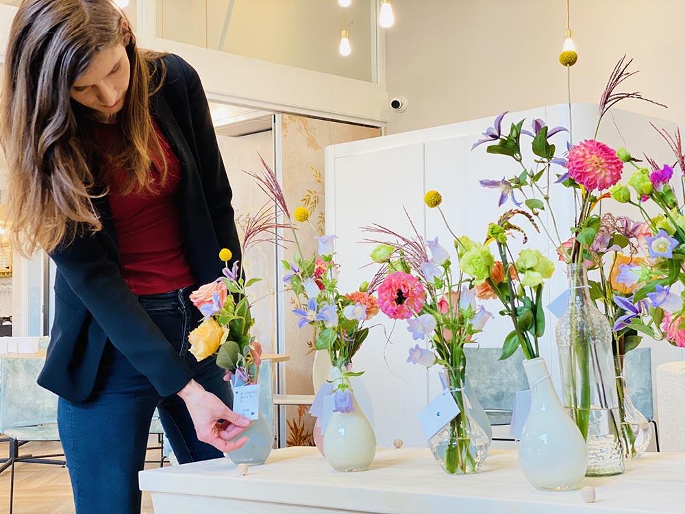 bloemen uitvaart evelien uitvaartverzorging