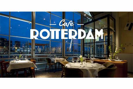 logo Cafe Rotterdam
