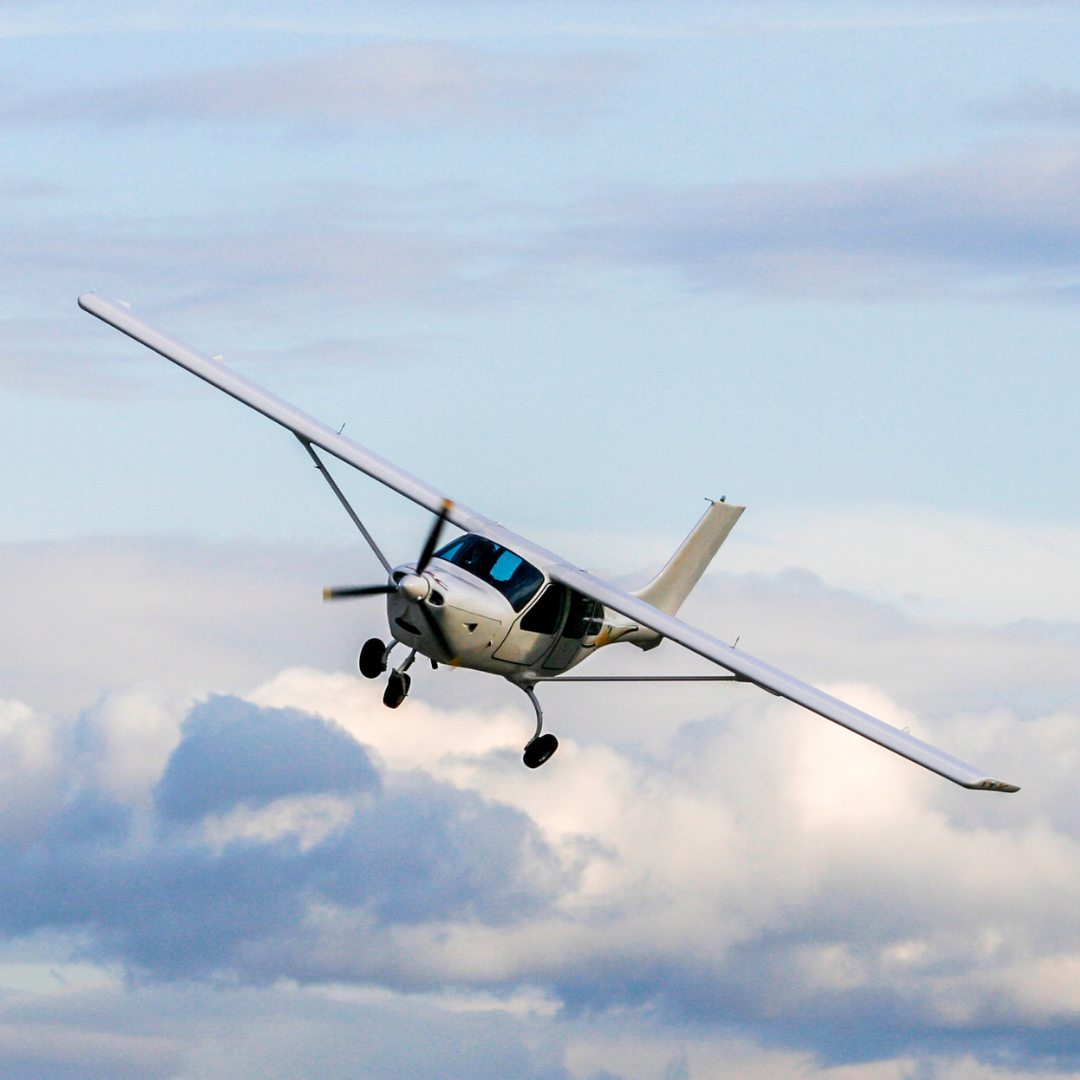 Flying View Asverstrooing