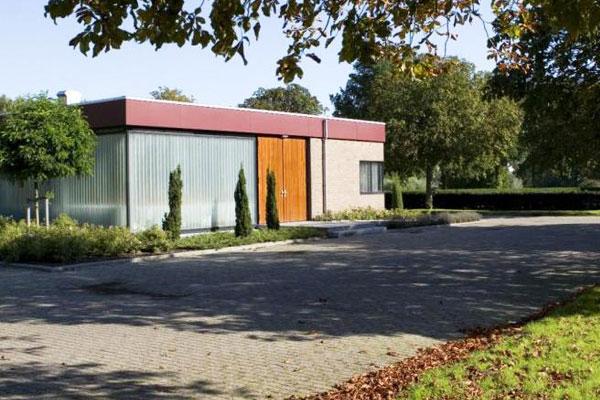 Begraafplaats oudeland Hoogvliet