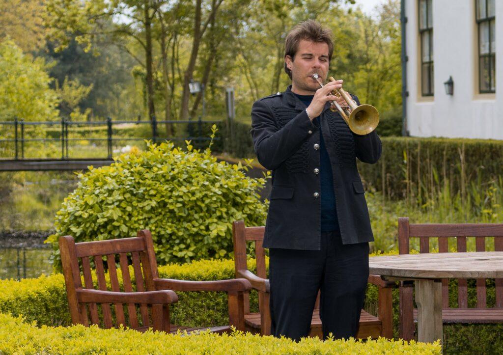 Camille Passeri Evelien trompet