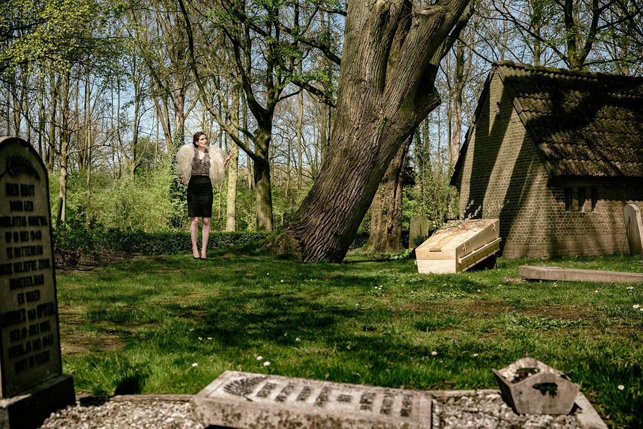 Begraven in Nederland