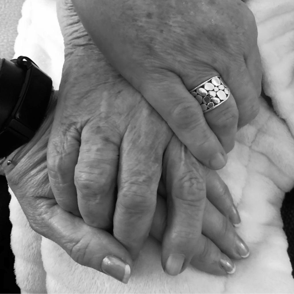 Afscheidsverhaal van Ingeborg en Saskia